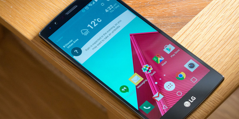 LG G6 May Support Wireless Charging And Have A Waterproof Design