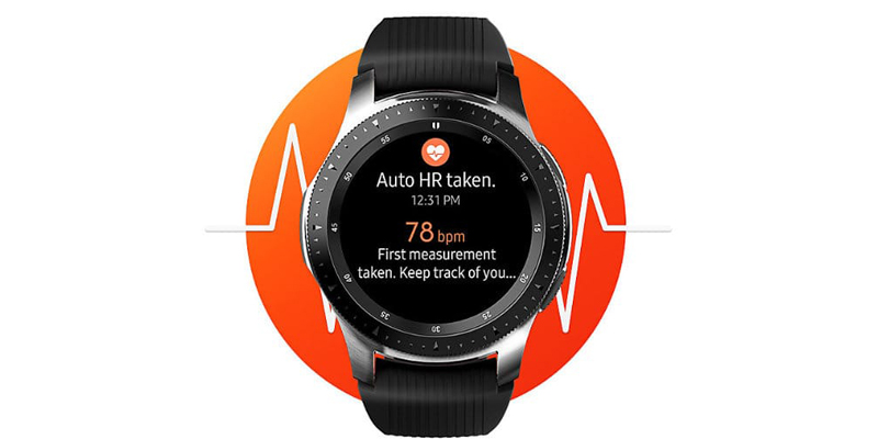 Samsung Galaxy Smartwatch Now Available