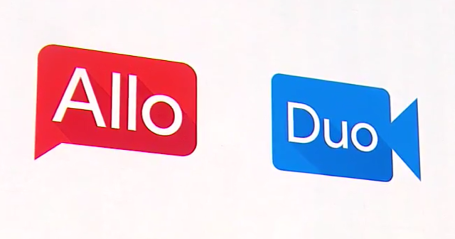 Google Announces Two New Apps Allo and Duo