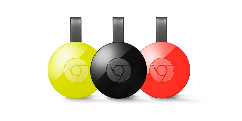 Google's New 4K Streaming Device - Google Chromecast Ultra