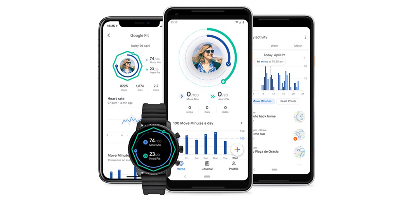 Google Revealed A New Look And Design For Google Fit