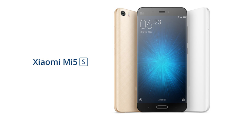 Leaked Images And Specs Of The Xiaomi Mi 5s.
