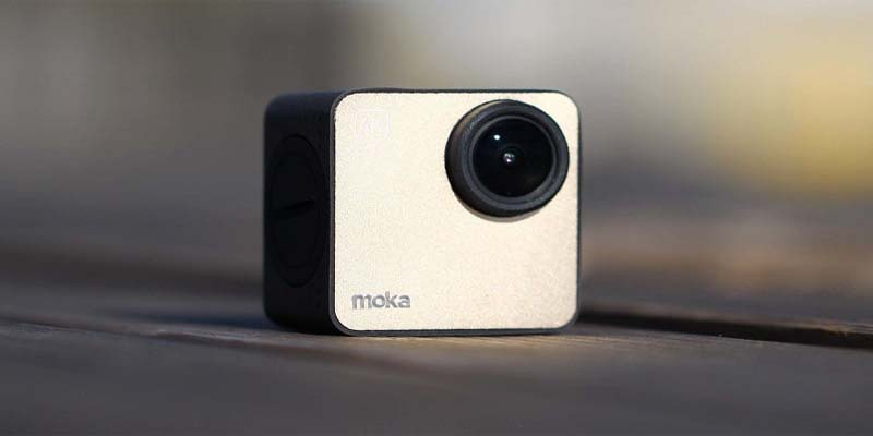 Moka360 - The Smallest 360 Degree Camera In The World Is Now Available Through Crowdfunding.