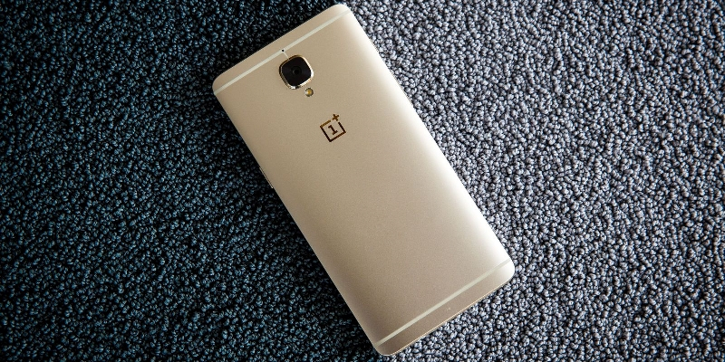 Look Out For Soft Gold OnePlus 3 In India Only On Amazon