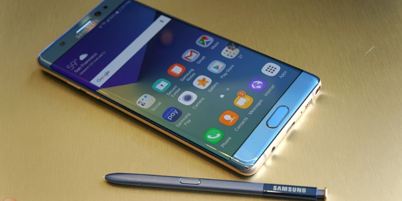 Report : Samsung Stops Production Of The Galaxy Note 7 Devices.