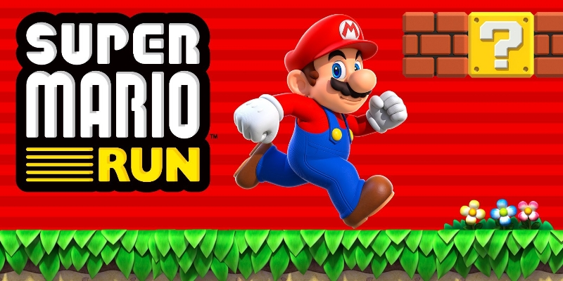 iOS Welcomes Super Mario Run.