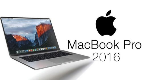 Apple Soon To Unveil The All New MacBook Pro 2016 With All-New Exciting Features.