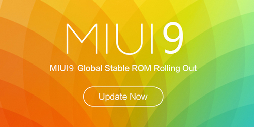 Xiaomi: MIUI 9 To Launch Before August 16