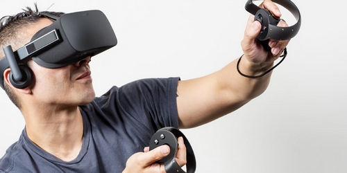 Oculus Announces Oculus Touch Controllers And Oculus Earphones
