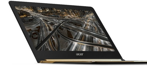 Acer Swift 7 - World's Thinnest Laptop To Hit The Shelves From November 18.