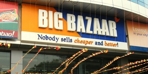 Big Bazaar Plans To Shut Down Its Online Venture Big Bazaar Direct.