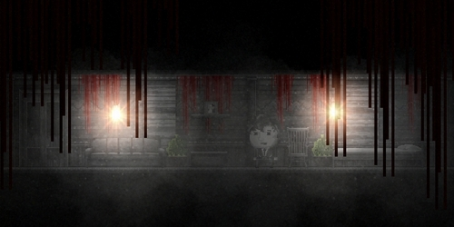 If You Love Spooky Games DISTRAINT - Pocket Pixel Horror Is For You