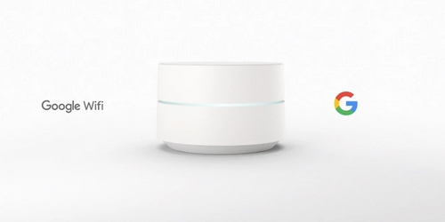 Google Announces Google Wifi Router.