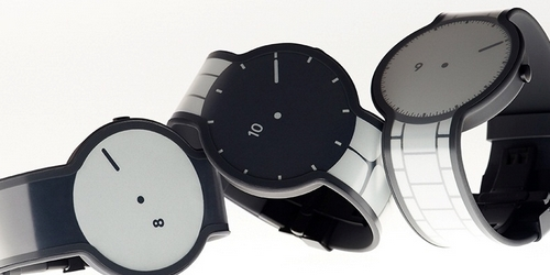 Sony Announces The FES Watch U.
