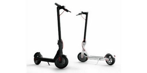 Xiaomi Mi Foldable Electric Scooter Launched In China.