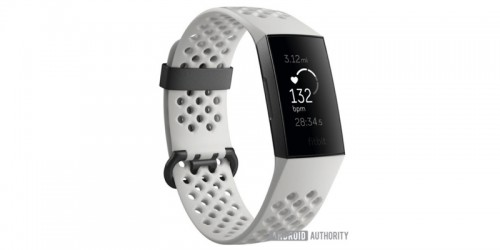New Fitbit Charge 3 Leaked