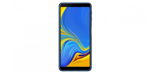 Samsung Galaxy A7 (2018) With Triple Camera Setup
