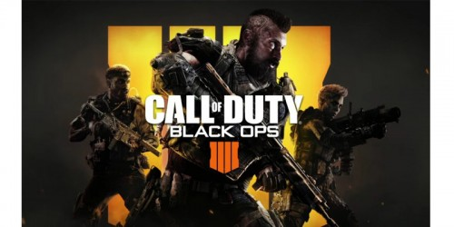 Call Of Duty : Black Ops 4 Blackout Beta Goes Live On Xbox One and PC