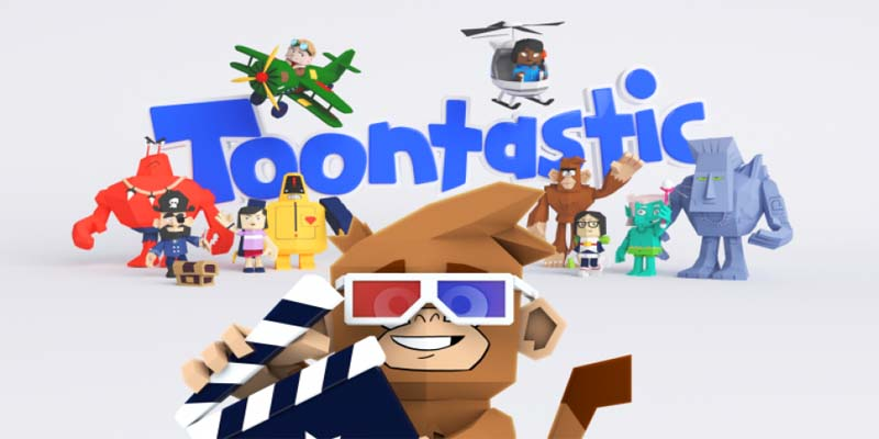 Toontastic 3D - A Fun, Creative And Educational App For Children From Google.