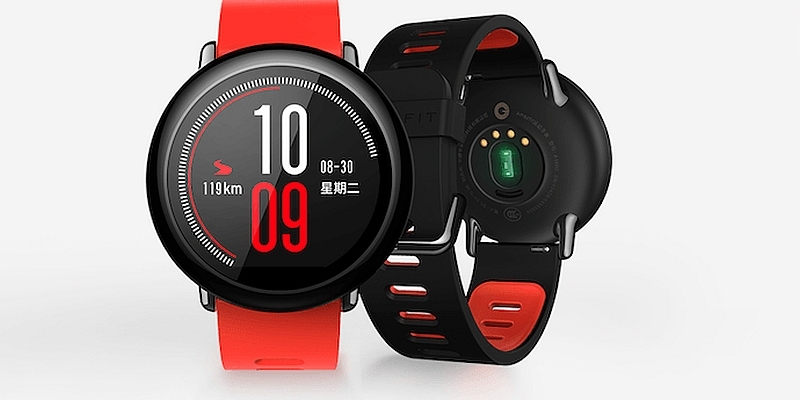 Xiaomi Unveils Its New Smartwatch Amazfit.