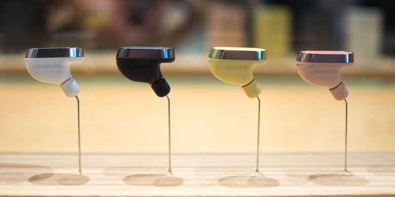 Sony Unveils The Xperia Ear Bluetooth Earpiece