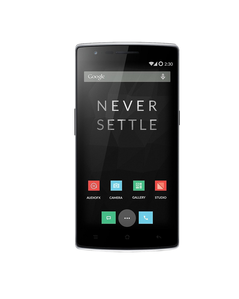 OnePlus One - Sandstone Black