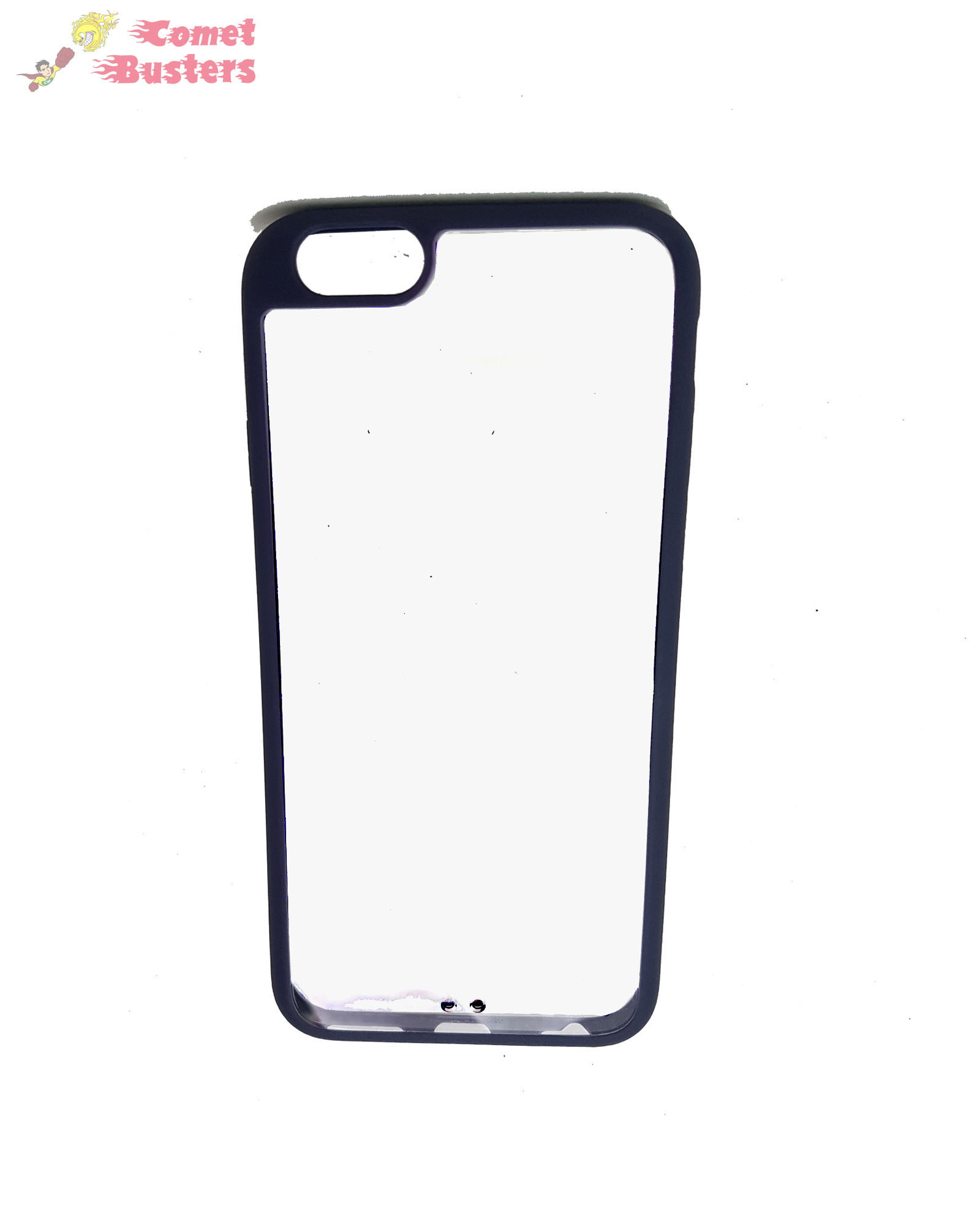 Apple iPhone 6S Back Cover Case | Black