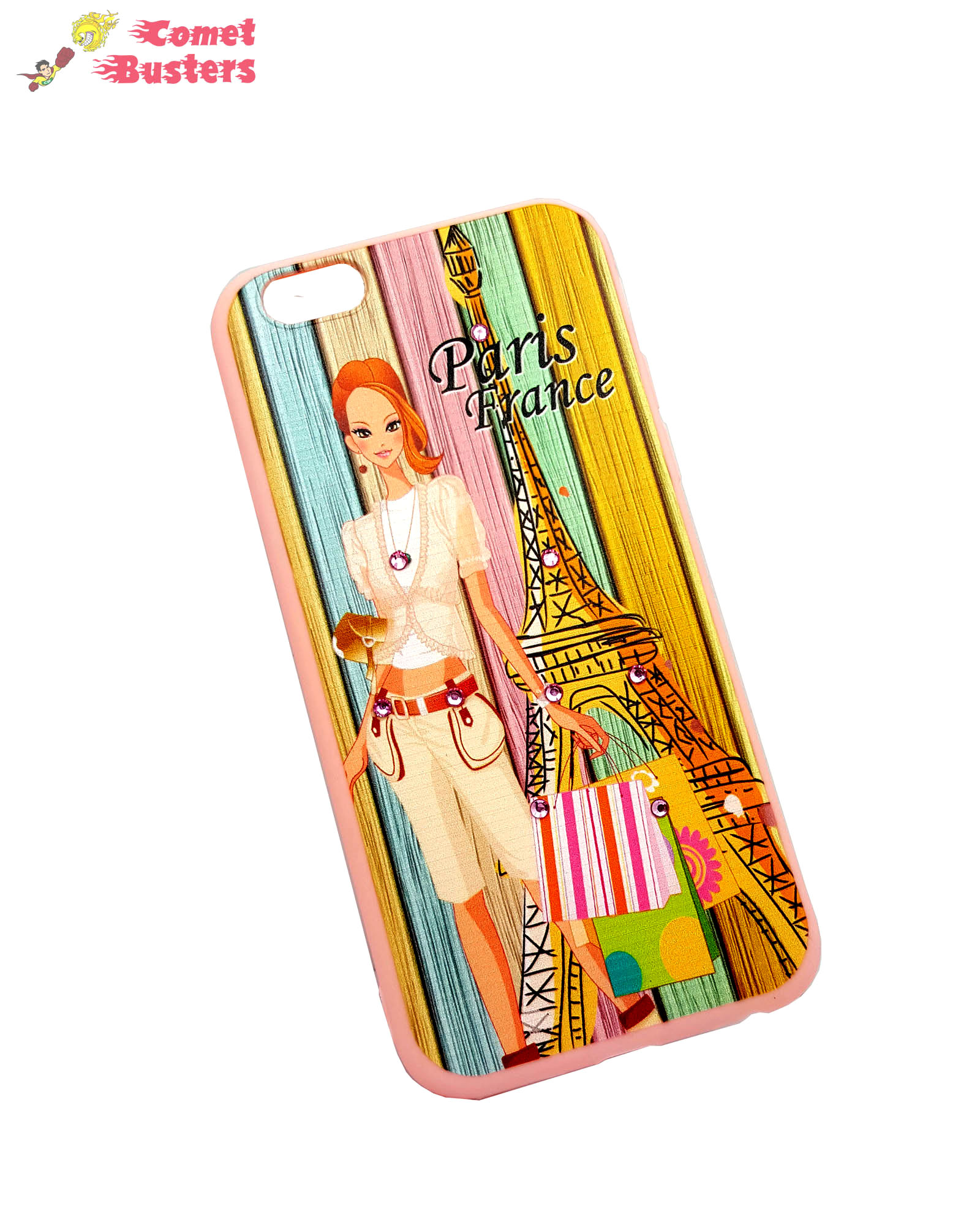 Apple iPhone 6 Back Cover Case | Printed