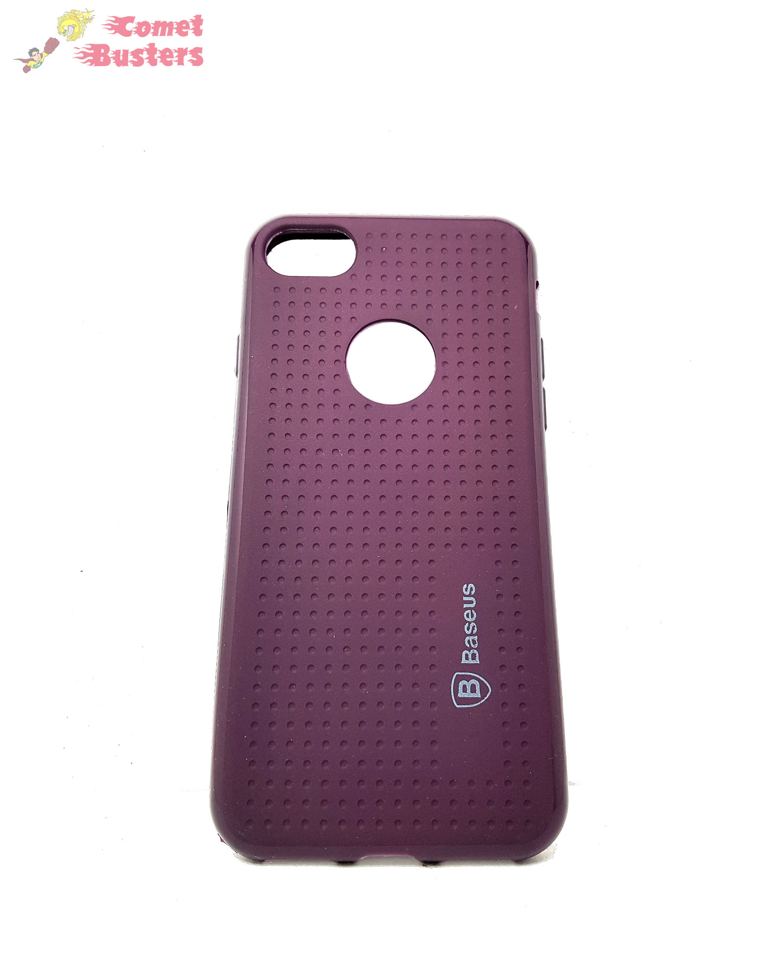 Apple iPhone 7 Back Cover Case | Purple |