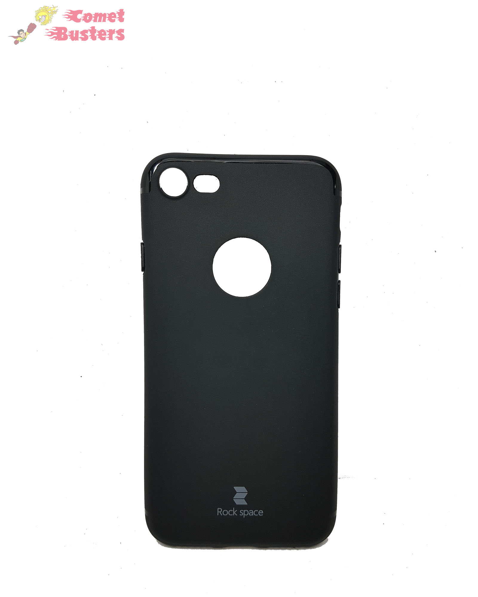 Apple iPhone 7 Back Cover Case | Black |