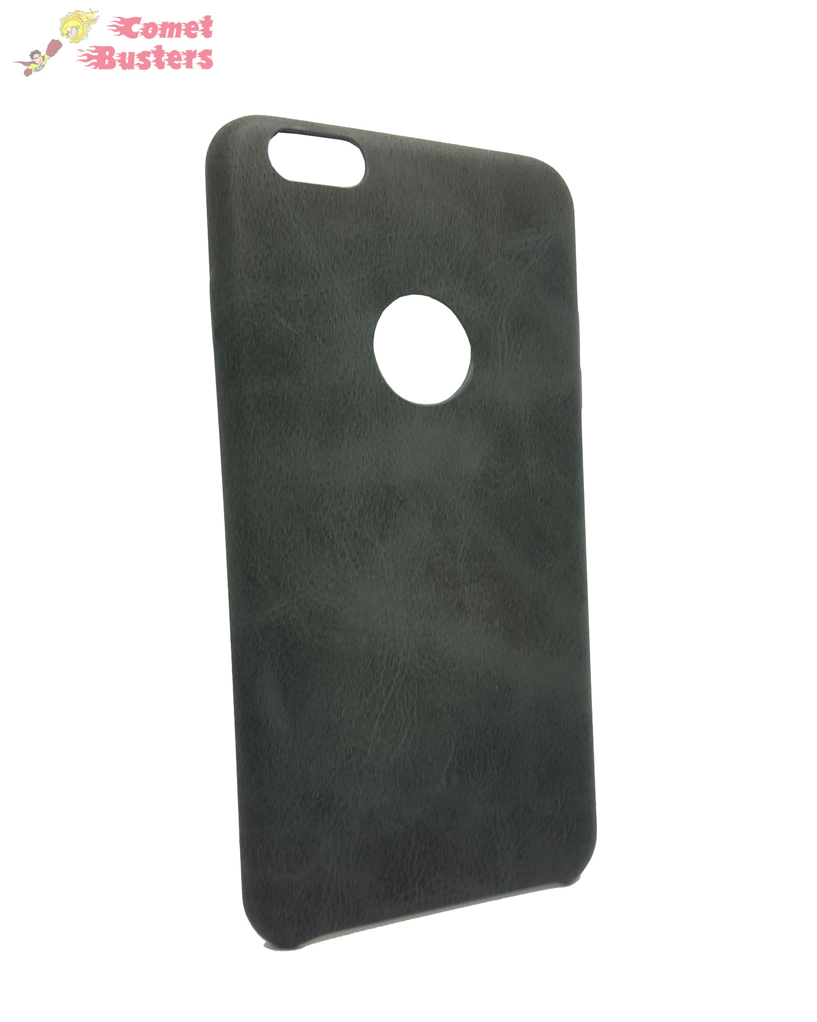 Apple iPhone 6 Plus Back Cover Case |Leather |