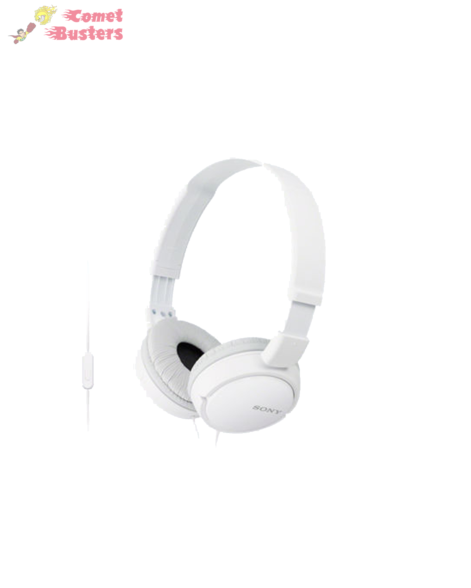 Sony MDR-ZX110AP | White