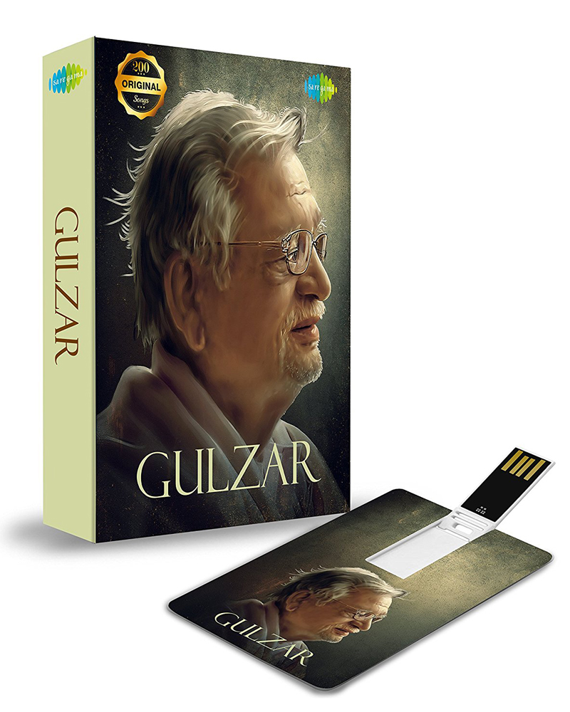 Music Card | Gulzar