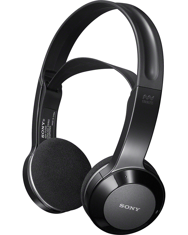 Sony MDR-IF245 | Wireless Headphones | Black |