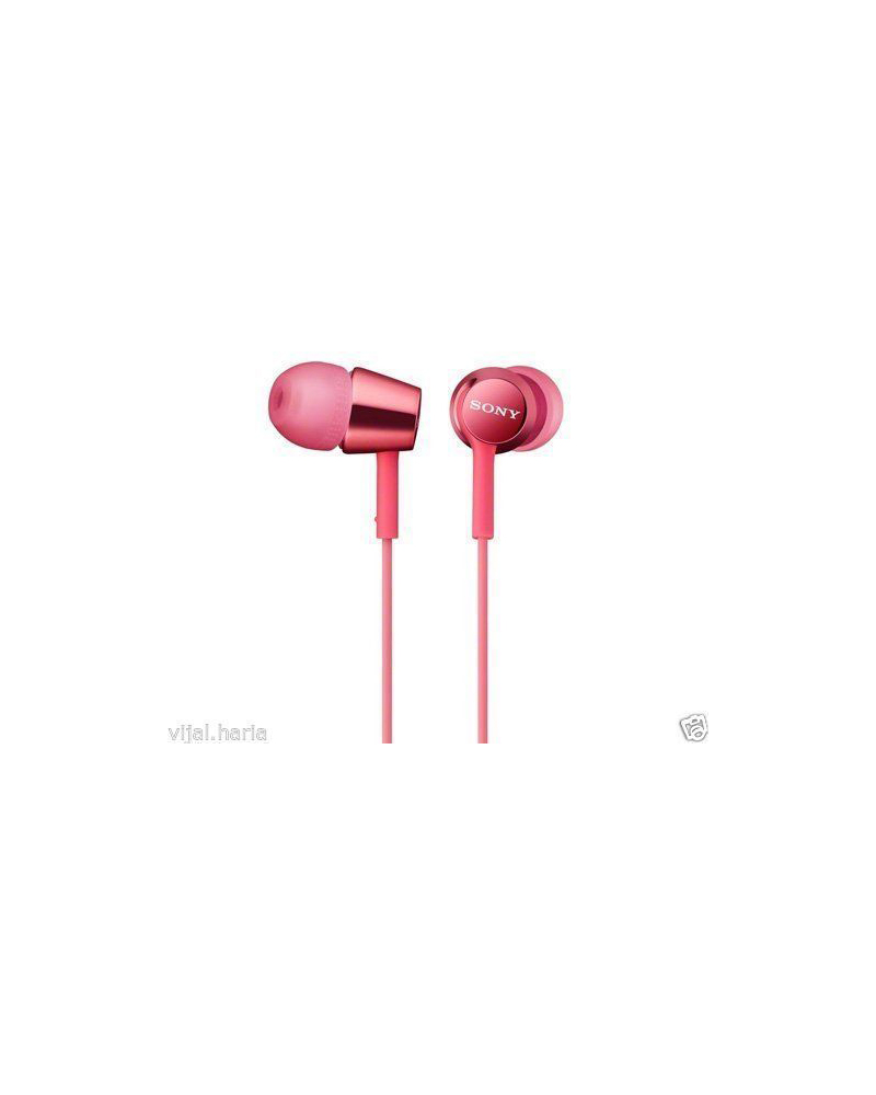 Sony MDR EX110LP | In-Ear Headphones | Light Pink