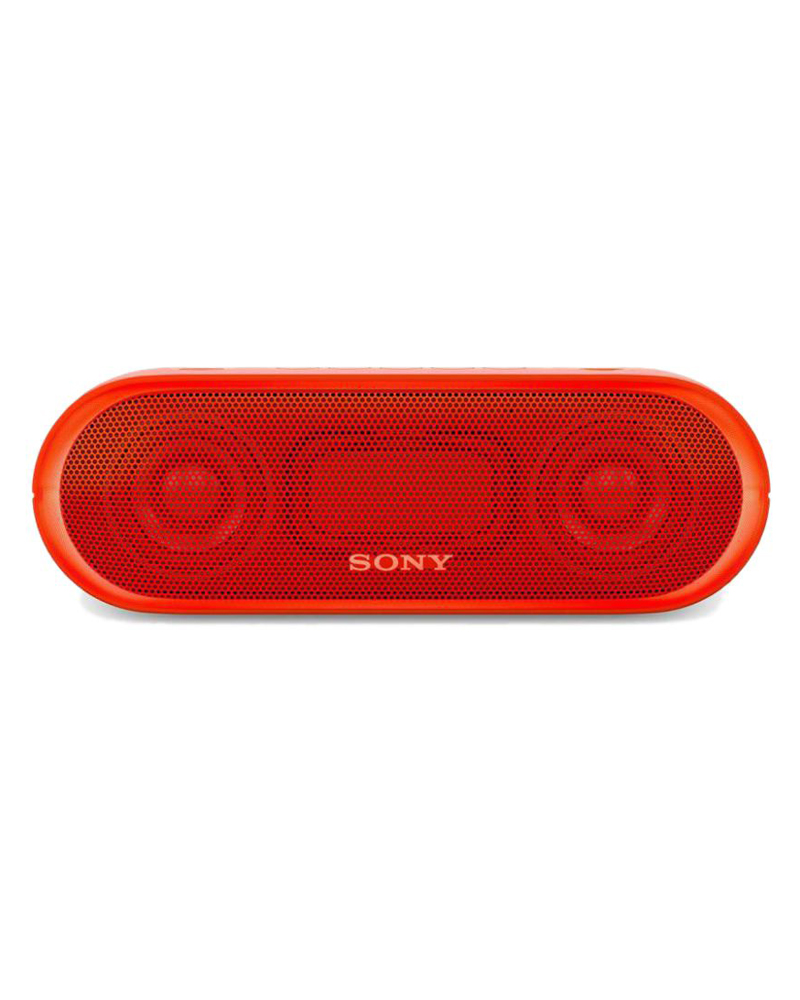 Sony SRS-XB20 Extra Bass Bluetooth Speaker | Red |