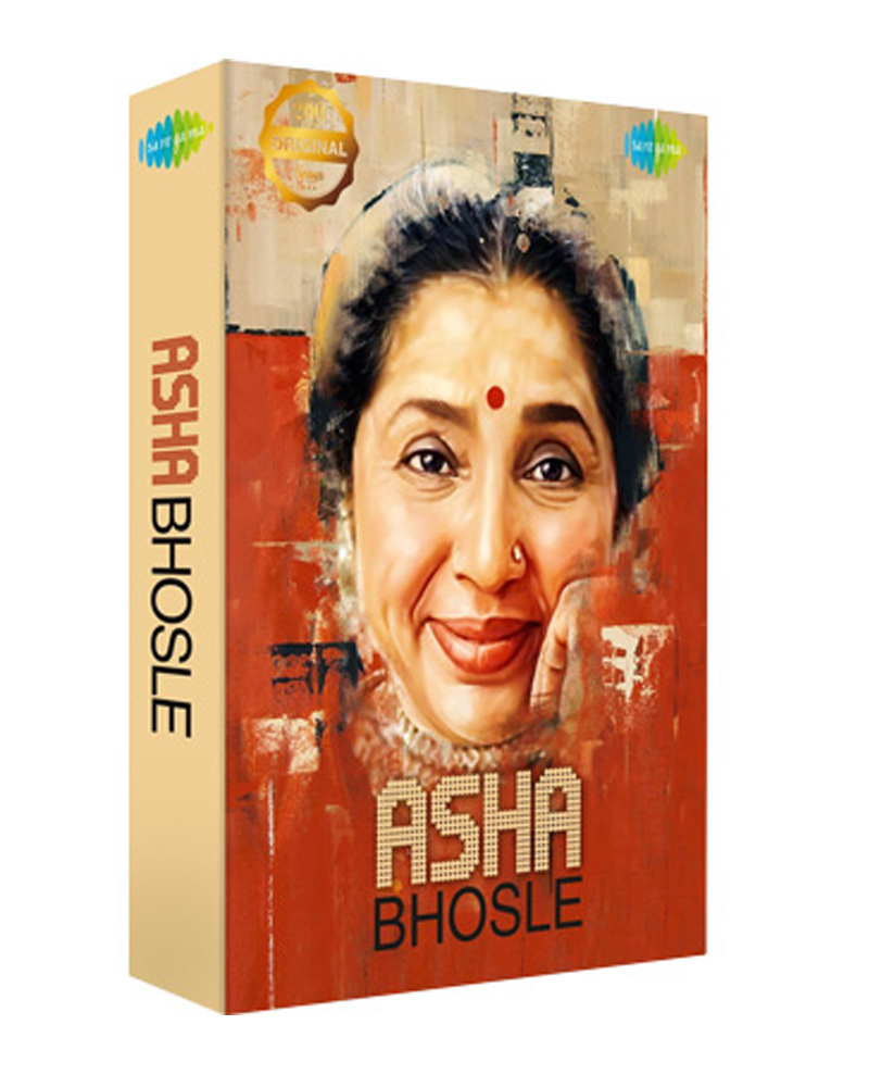 Music Card | Asha Bhosle