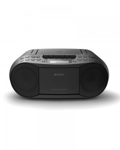 Sony CFD-S70 | Cassette Boombox With Radio | Black