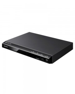 Sony DVPSR760HP/B | DVD Player | Black |