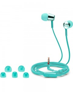 Sony MDR-EX155AP | In-Ear Headphones | Light Blue