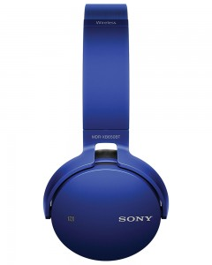 Sony MDR-XB650BT | Wireless Headphones | Blue |