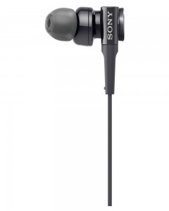Sony MDR-XB75AP | In-Ear Headphones | Mic | Black