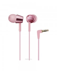 Sony MDR EX150 | In-Ear Headphones | Light Pink |