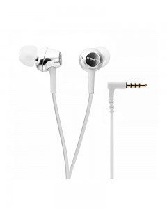 Sony MDR EX155 | In-Ear Headphones | White |