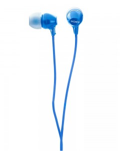 Sony MDR EX15LP | Blue