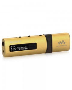Sony NWZ-B183 Walkman | 4GB | Music Player | Gold