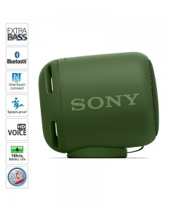 Sony SRS-XB10 Extra Bass Bluetooth Speaker | Green