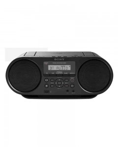 Sony ZS-RS60BT | MP3 CD Radio Player | USB | Black