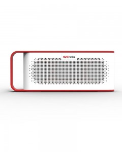 Portronics SoundGrip | Red/White