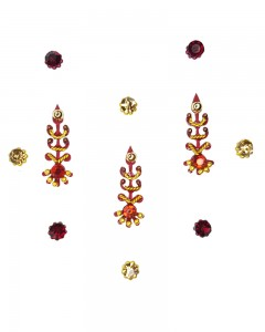 Comet Busters Indian Traditional Designer Bindi